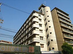大阪府豊中市庄内東町2丁目の賃貸マンションの外観