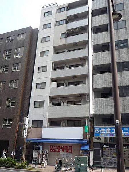 原田ビル[3階]の外観
