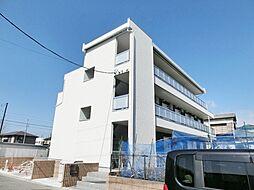 千葉県千葉市中央区蘇我5丁目の賃貸マンションの外観