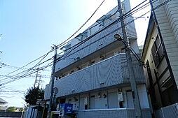 レジデンス川寺[3階]の外観