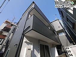京王線 初台駅 徒歩4分の賃貸アパート