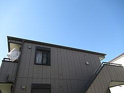 東京都大田区大森東2丁目の賃貸マンションの外観