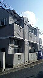 キャンパスハウス香椎II[201号室]の外観