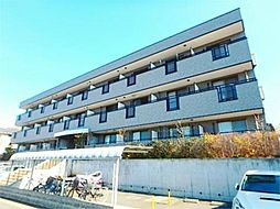 東京都八王子市兵衛1丁目の賃貸マンションの外観