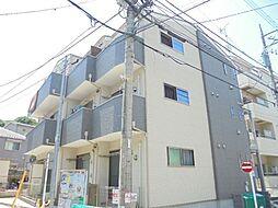 神奈川県横浜市南区中村町4丁目の賃貸アパートの外観
