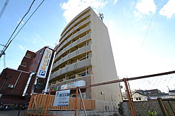 チェロマレ天美東[3階]の外観