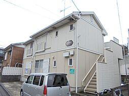 神奈川県横浜市金沢区片吹の賃貸アパートの外観