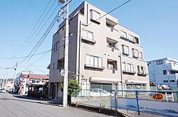栃木県小山市城山町1丁目の賃貸マンションの外観