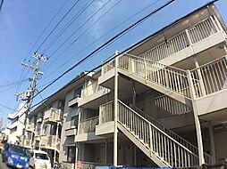 兵庫県神戸市須磨区稲葉町3丁目の賃貸マンションの外観