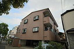 東京都江戸川区南篠崎町1丁目の賃貸マンションの外観