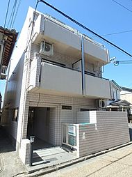 大阪府池田市綾羽1丁目の賃貸マンションの外観