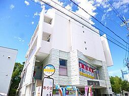 兵庫県川西市見野1丁目の賃貸マンションの外観