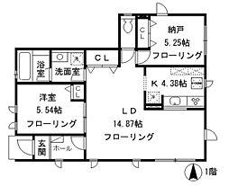 i−Base[1階]の間取り