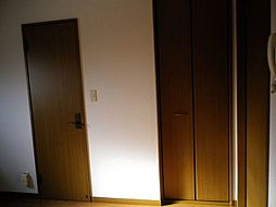 メイプルハイツ[202号室]の外観