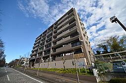 神奈川県相模原市中央区横山6丁目の賃貸マンションの外観