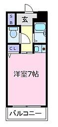 ルレクチェ[2階]の間取り