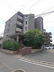福岡県春日市下白水北1丁目の賃貸マンションの外観