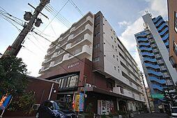 宮之阪ハイツ壱番館[6階]の外観