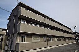 ノア東山[3階]の外観