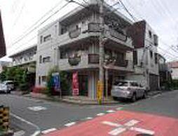 東京都東大和市南街2丁目の賃貸マンションの外観