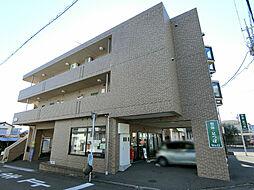 栃木県宇都宮市緑2丁目の賃貸マンションの外観