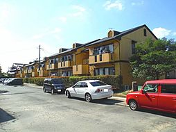 ファミ−ユシャト−B棟[2階]の外観