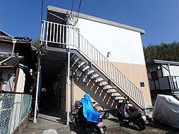 兵庫県川西市新田3丁目の賃貸アパートの外観
