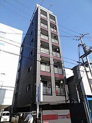 ディー・シモンズ西梅田[1階]の外観