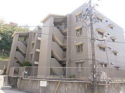 愛知県岡崎市明大寺町字狐塚の賃貸マンションの外観