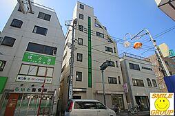 あたらしやマンション[2階]の外観