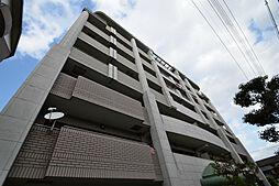 大阪府吹田市佐井寺3丁目の賃貸マンションの外観