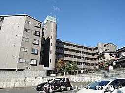 大阪府枚方市長尾元町1丁目の賃貸マンションの外観