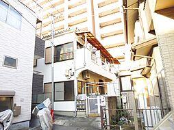 永山コーポ[2階]の外観