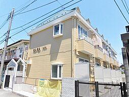 神奈川県座間市東原4丁目の賃貸アパートの外観