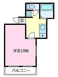 大同Fビル[2階]の間取り