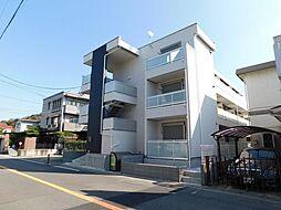 神奈川県鎌倉市玉縄1丁目の賃貸マンションの外観
