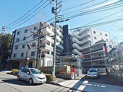 東京都多摩市諏訪4丁目の賃貸マンションの外観