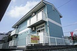 栃木県宇都宮市富士見が丘1の賃貸アパートの外観