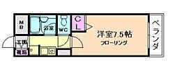 光寿ビル[4階]の間取り