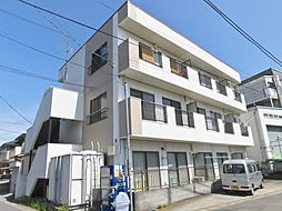 神奈川県横浜市瀬谷区五貫目町の賃貸マンションの外観