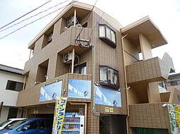 新日本パレス姪浜II[302号室]の外観