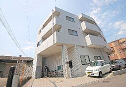 大阪府寝屋川市太間東町の賃貸マンションの外観