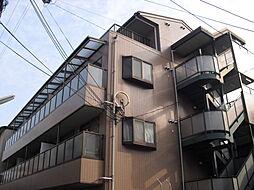 大阪府大阪市生野区生野西2丁目の賃貸マンションの外観