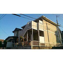 愛知県名古屋市名東区八前1丁目の賃貸アパートの外観