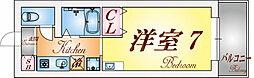 FOR DEAREST須磨[1階]の間取り