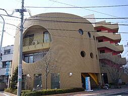 グランドールABE[2階]の外観