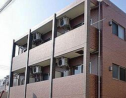 東京都大田区西六郷3丁目の賃貸マンションの外観