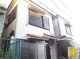 [テラスハウス] 千葉県市川市大野町4丁目 の賃貸【/】の外観