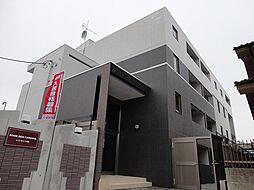神奈川県横浜市都筑区川和町の賃貸マンションの外観