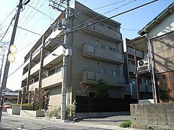 兵庫県伊丹市森本2丁目の賃貸マンションの外観